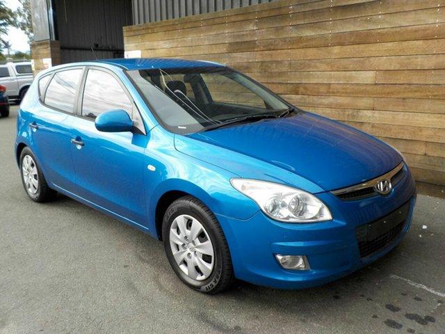 Used Hyundai i30 FD MY11 SX, 2010 Hyundai i30 FD MY11 SX Blue 4 Speed Automatic Hatchback