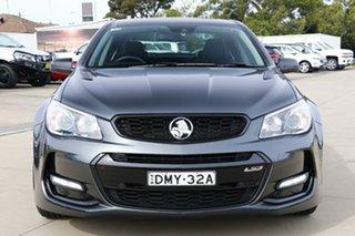 2017 Holden Commodore VF II MY17 SS V Redline Grey 6 Speed Sports Automatic Sedan
