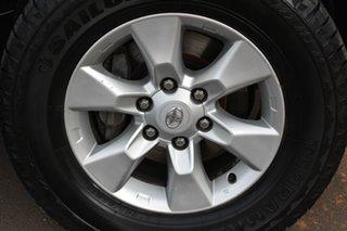 2011 Toyota Landcruiser Prado KDJ150R GX White 5 Speed Sports Automatic Wagon