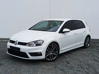 2015 Volkswagen Golf VII MY16 110TSI DSG Highline White 7 Speed Sports Automatic Dual Clutch.