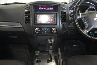 2009 Mitsubishi Pajero NS Platinum Edition Gold 5 Speed Automatic Wagon