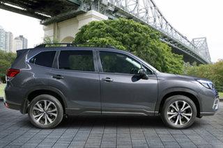 2019 Subaru Forester S5 MY20 2.5i Premium CVT AWD Magnetite Grey 7 Speed Wagon.