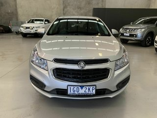 2015 Holden Cruze JH Series II MY15 Equipe Silver 6 Speed Sports Automatic Hatchback.