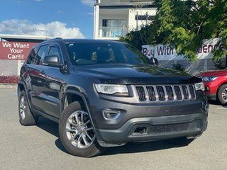 2015 Jeep Grand Cherokee WK MY15 Laredo Grey 8 Speed Sports Automatic Wagon.