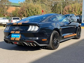 2018 Ford Mustang GT Black Sports Automatic Fastback