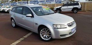 2010 Holden Commodore VE MY10 International Sportwagon Silver 6 Speed Sports Automatic Wagon.