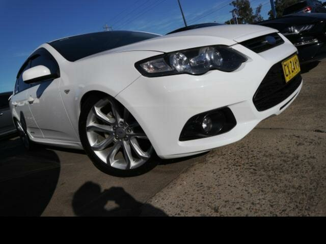 Used Ford Falcon  , Ford Xr MKII Sedan 4.0L DOHC DI-VCT I6 6 Speed Floor Manual