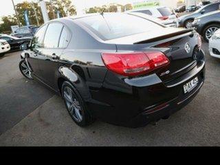 2013 Holden Commodore VF SV6 Black 6 Speed Automatic Sedan.