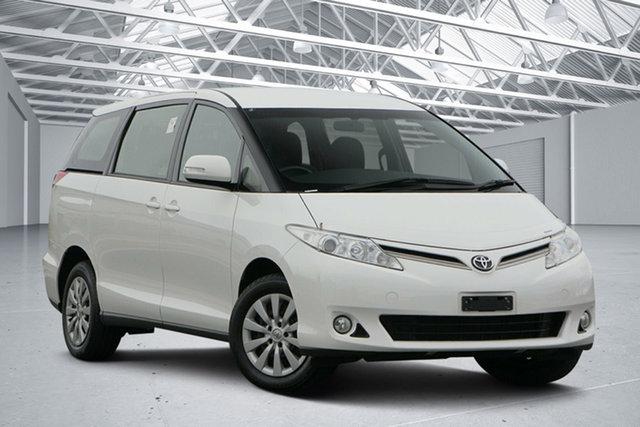 Used Toyota Tarago ACR50R MY16 GLi, 2018 Toyota Tarago ACR50R MY16 GLi White 7 Speed CVT Auto Sequential Wagon