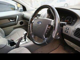 2006 Ford Territory SY SR (RWD) Grey 4 Speed Auto Seq Sportshift Wagon