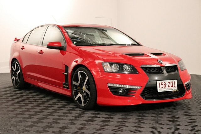 Used Holden Special Vehicles GTS E Series 2 , 2010 Holden Special Vehicles GTS E Series 2 Sting Red 6 speed Manual Sedan