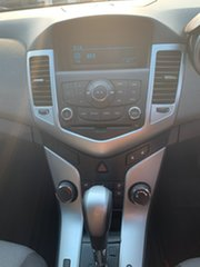 2011 Holden Cruze CD White Sports Automatic Sedan