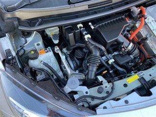 2017 Nissan Note Silver Hatchback