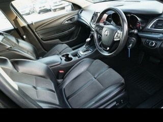 2013 Holden Commodore VF SV6 Black 6 Speed Automatic Sedan