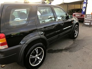 2005 Ford Escape ZB XLS Black 4 Speed Automatic Wagon