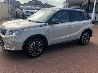 2020 Suzuki Vitara LY Series II Turbo 4WD Ivory & Black 6 Speed Sports Automatic Wagon