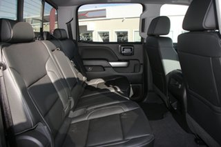 2019 Chevrolet Silverado C/K25 2500HD Pickup Crew Cab LTZ Havanna 6 Speed Automatic Utility
