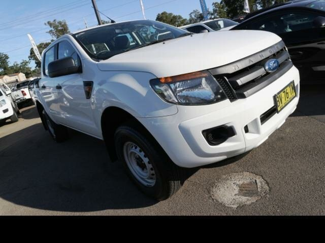 Used Ford Ranger  , Ford  2014.00 DOUBLE PU XL . 2.2D 6A 4X2 H