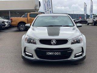 2016 Holden Ute SS V - Redline White Sports Automatic Utility - Extended Cab.