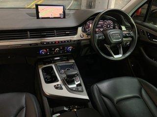 2016 Audi Q7 4M MY16 TDI Tiptronic Quattro Black 8 Speed Sports Automatic Wagon.