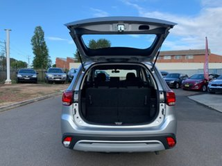 2019 Mitsubishi Outlander ES Silver Constant Variable Wagon