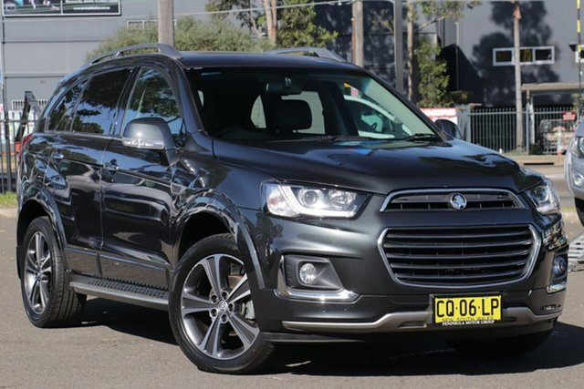 Used Holden Captiva CG MY18 LTZ AWD, 2018 Holden Captiva CG MY18 LTZ AWD Grey 6 Speed Sports Automatic Wagon