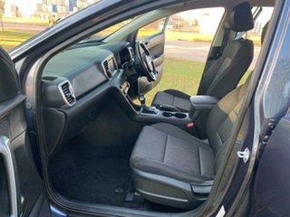 2018 Kia Sportage QL MY18 Si 2WD Blue 6 Speed Sports Automatic Wagon
