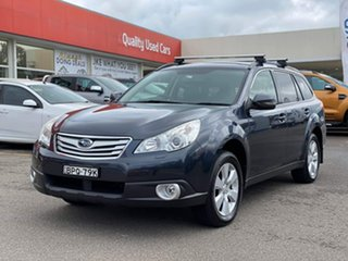 2010 Subaru Outback 3.6R - Premium Blue Sports Automatic Wagon