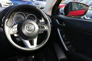 2017 Mazda CX-5 MY17 Akera (4x4) Burgundy 6 Speed Automatic Wagon