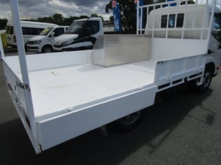2008 Hino 300 414 White Cab Chassis 4.0l