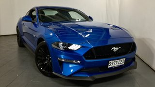 2019 Ford Mustang FN 2020MY GT Fastback SelectShift RWD Velocity Blue 10 Speed Sports Automatic.