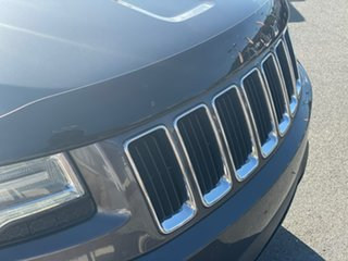 2015 Jeep Grand Cherokee WK MY15 Laredo Grey 8 Speed Sports Automatic Wagon