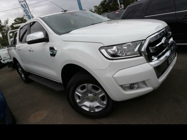Used Ford Ranger  , Ford  2017 DOUBLE PU XLT . 3.2D 6A 4X4