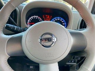 2014 Nissan Cube Black Hatchback