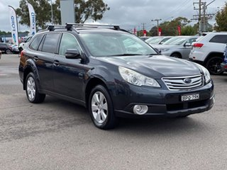 2010 Subaru Outback 3.6R - Premium Blue Sports Automatic Wagon.