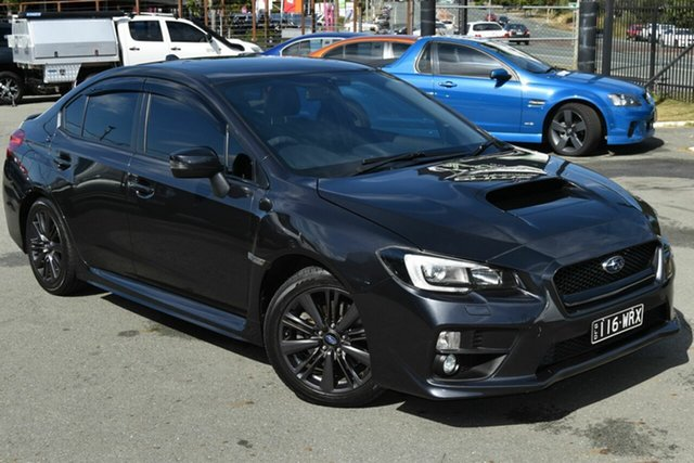 Used Subaru WRX MY15 Premium (AWD), 2014 Subaru WRX MY15 Premium (AWD) Grey 6 Speed Manual Sedan