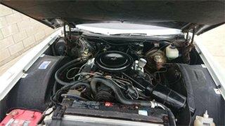 1974 Cadillac Eldorado White 3 Speed Automatic Coupe