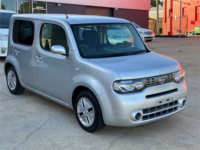 Used Nissan Cube  , 2014 Nissan Cube Silver