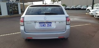 2010 Holden Commodore VE MY10 International Sportwagon Silver 6 Speed Sports Automatic Wagon