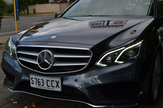 2013 Mercedes-Benz E250 CDI W212 MY12 BlueEFFICIENCY 7G-Tronic + Avantgarde Grey 7 Speed