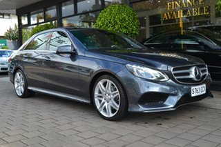 2013 Mercedes-Benz E250 CDI W212 MY12 BlueEFFICIENCY 7G-Tronic + Avantgarde Grey 7 Speed.