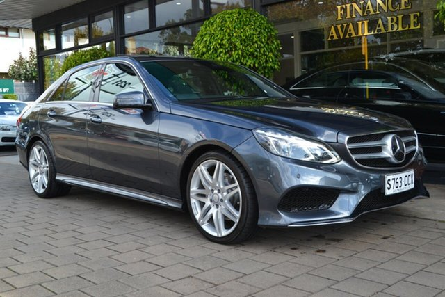 Used Mercedes-Benz E250 CDI W212 MY12 BlueEFFICIENCY 7G-Tronic + Avantgarde, 2013 Mercedes-Benz E250 CDI W212 MY12 BlueEFFICIENCY 7G-Tronic + Avantgarde Grey 7 Speed