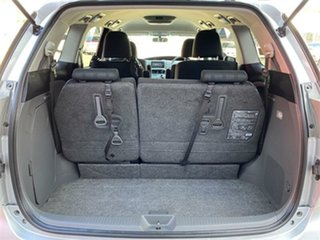2011 Toyota Estima Silver Wagon