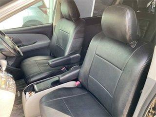 2009 Toyota Estima GSR50W Aeras Black Automatic Wagon