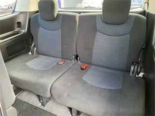 2013 Nissan Serena Silver Wagon