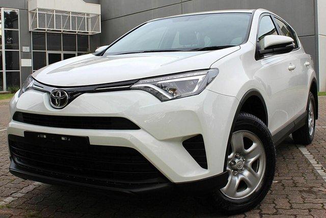 Used Toyota RAV4 ASA44R GX AWD, 2016 Toyota RAV4 ASA44R GX AWD White 6 Speed Sports Automatic Wagon
