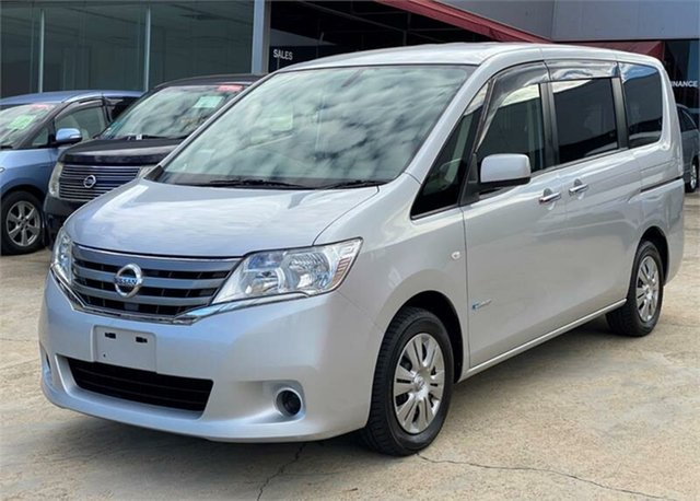 Used Nissan Serena Silverwater, 2013 Nissan Serena Silver Wagon