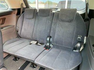2010 Toyota Estima Silver Wagon