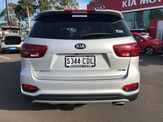 2019 Kia Sorento UM MY20 GT-Line Silky Silver 8 Speed Sports Automatic Wagon