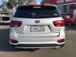 2019 Kia Sorento UM MY20 GT-Line Silky Silver 8 Speed Sports Automatic Wagon